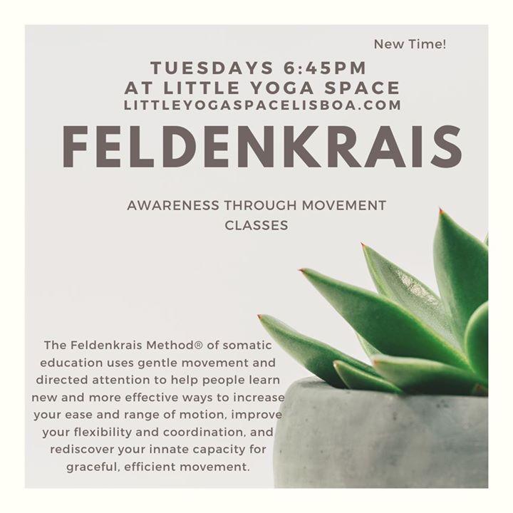 Feldenkrais: Awareness through Movement Classes
