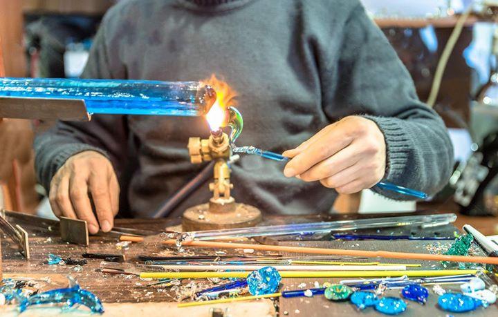 Workshop // Iniciação à Técnica do Maçarico