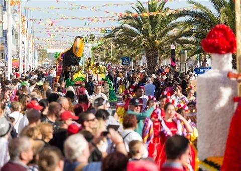 Carnaval de Quarteira 'Carnaval das Décadas'