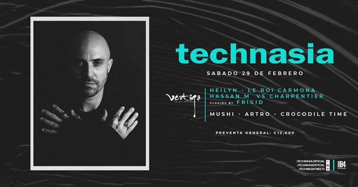 Club Vertigo presenta: Technasia