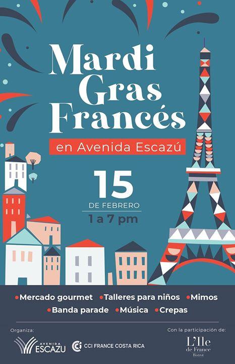Mardi Gras Francés