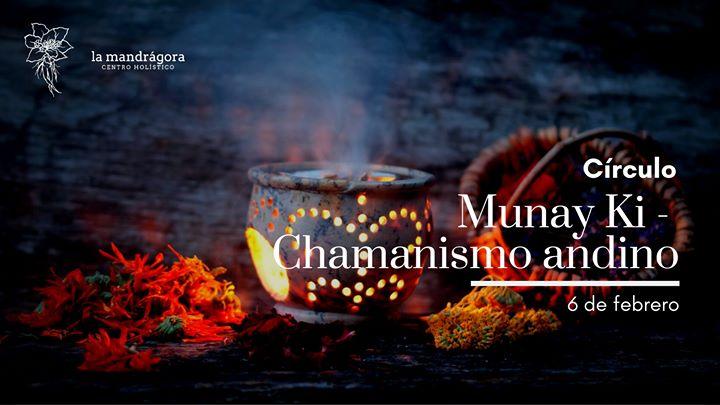 Círculo Munay Ki - Chamanismo andino