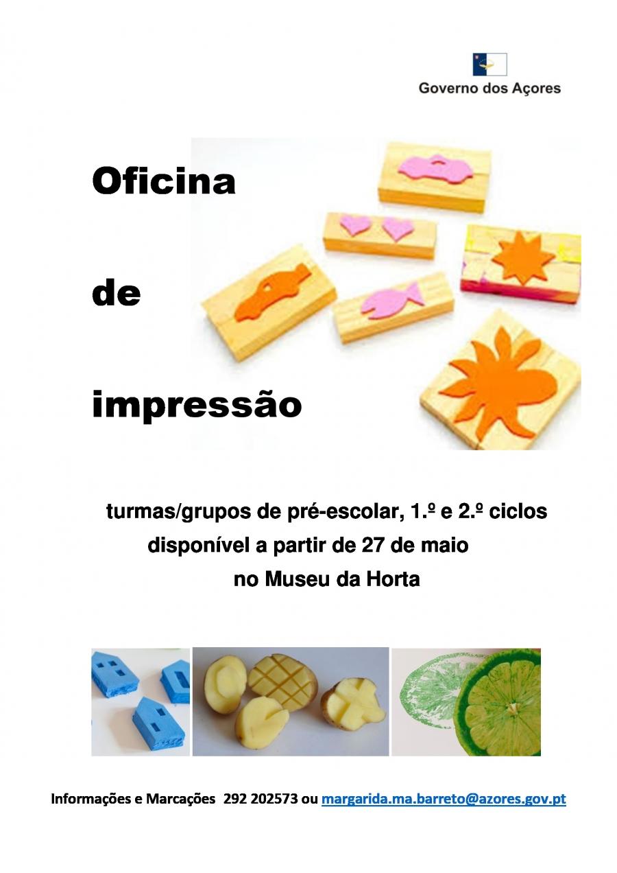 Oficina de Impressão / Carimbos