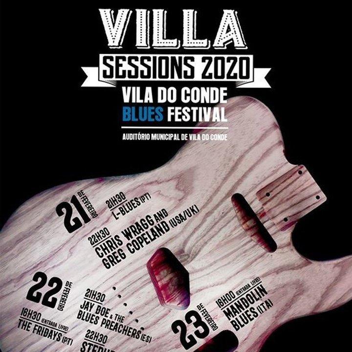 Festival de Blues Villa Sessions