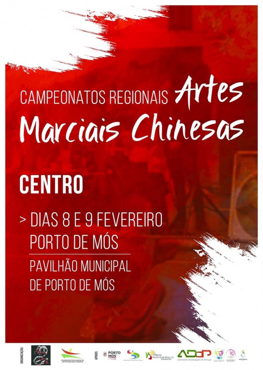 Campeonatos Regionais Centro da FPAMC