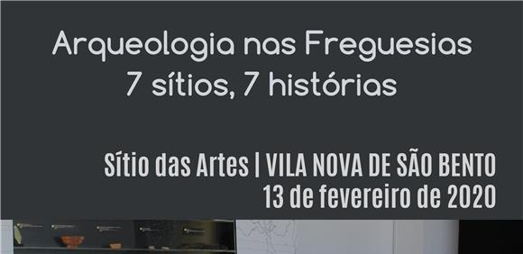 Arqueologia nas freguesias