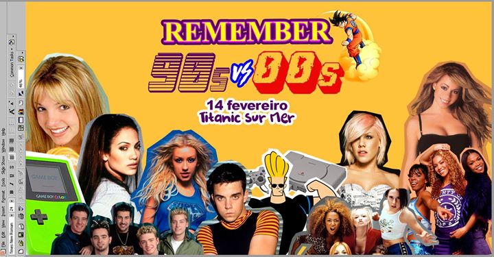 Remember 90s vs 00s - Titanic Sur Mer
