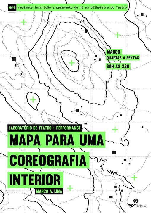 Laboratório de Teatro: Mapa para uma Coreografia Interior'