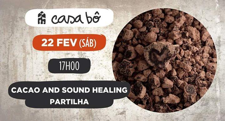Partilha: Cacao & Sound Healing