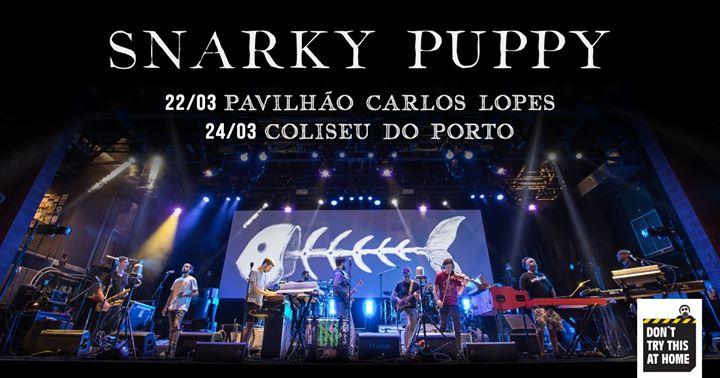 Snarky Puppy   Lisboa