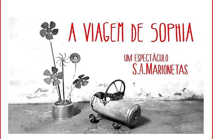 A Viagem do Sofia - S.A. Marionetas