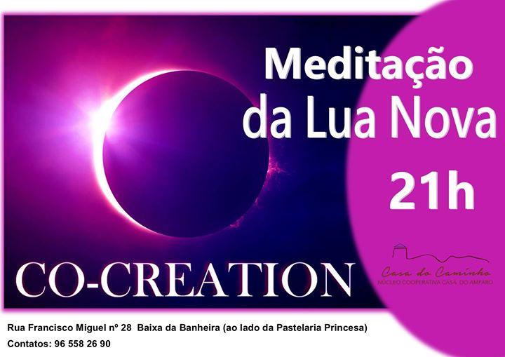 Meditação da Lua Nova