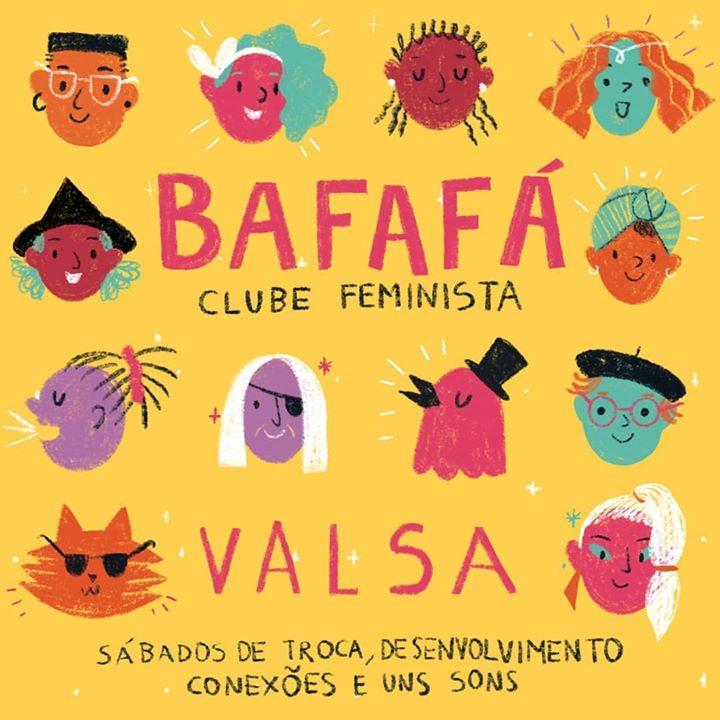 Bafafá - Clube Feminista | música