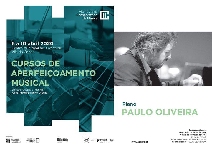 Paulo Oliveira - Curso de Piano