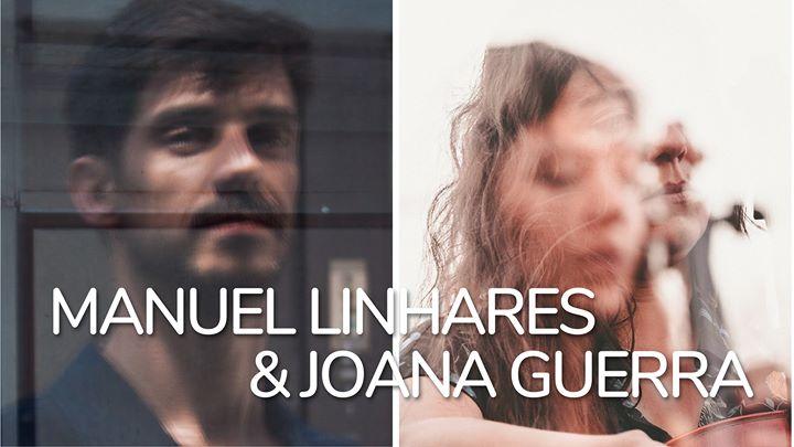 Manuel Linhares & Joana Guerra em Concerto - Sala Provador