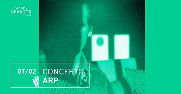 Música | Concerto ARP