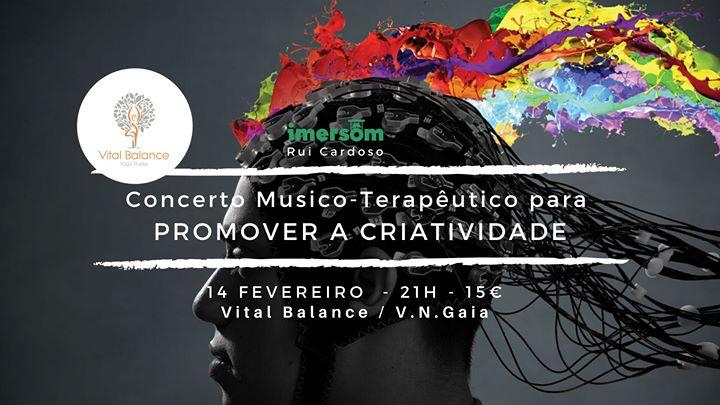 Concerto Musico-Terapêutico (Vital Balance)