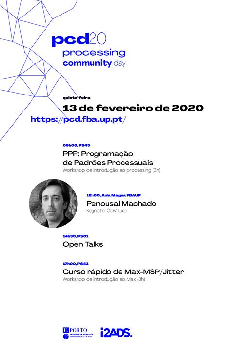 Processing Community Day Porto 2020