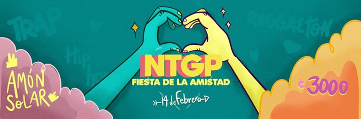 NTGP Fiesta de la Amistad 14/Febrero