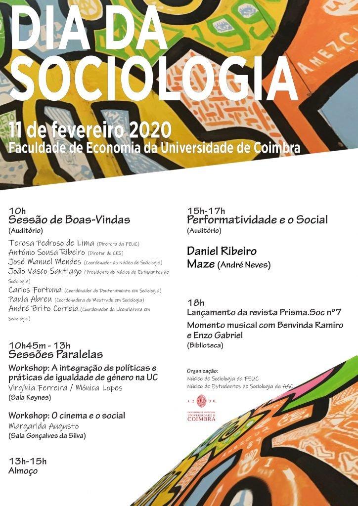 Dia da Sociologia