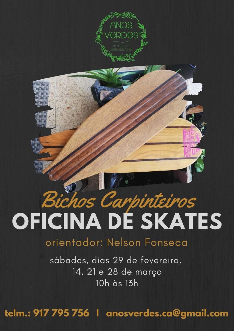 Bichos Carpinteiros - Skates