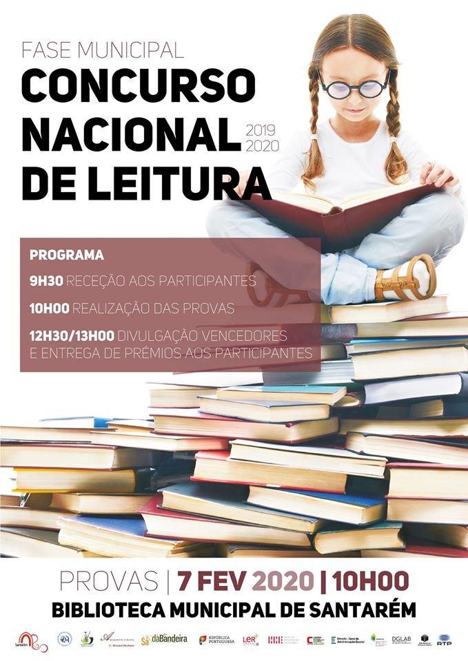 Concurso Nacional de Leitura – Fase Municipal