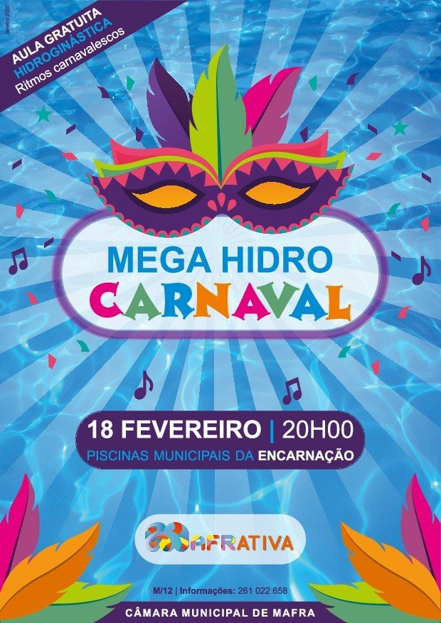 Mega Hidro 'Carnaval'