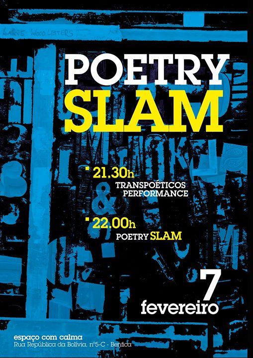 Noite Poesia Slam e/ou Coiso e Tal