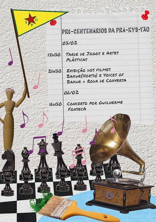 Concerto de Guilherme Fonseca