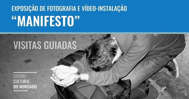 Visita Guiada à exposição 'Manifesto'