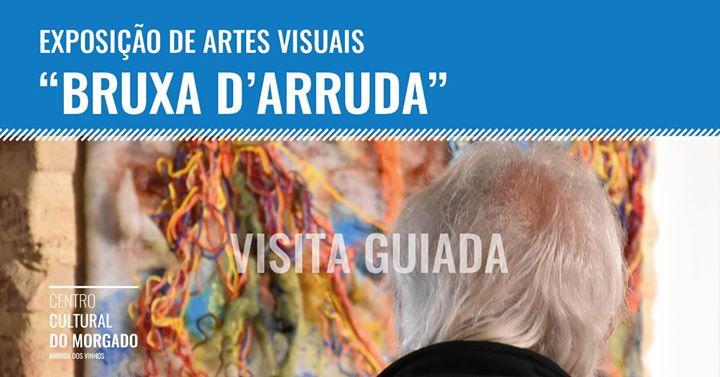 Visita Guiada à exposição Bruxa d'Arruda