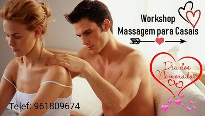 Workshop Massagem de Casais (S.Valentim)