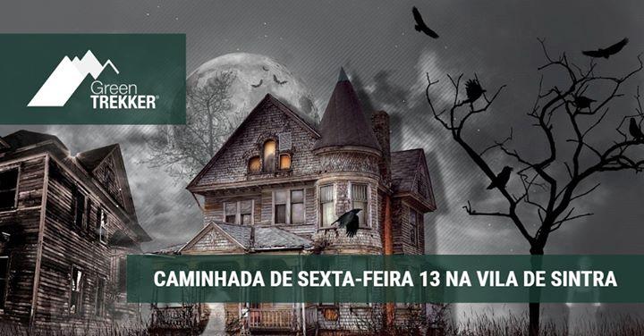 Caminhada de Sexta-Feira 13 na Vila de Sintra