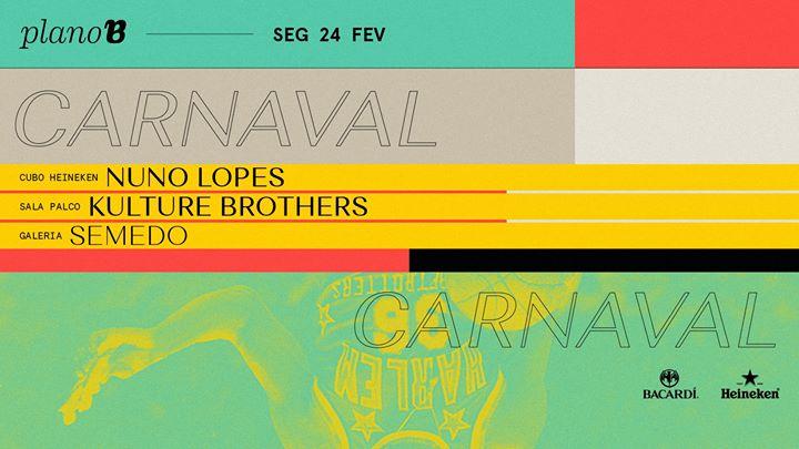 Carnaval!: Nuno Lopes