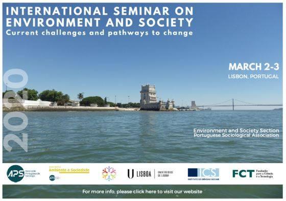 International Seminar on Environment and Society