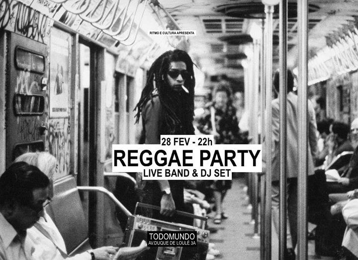 Reggae Party - Lovers Rock