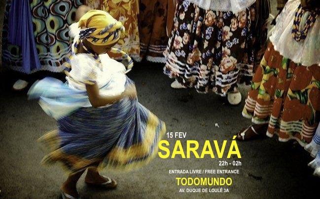 Saravá - Fevereiro tem Carnaval!