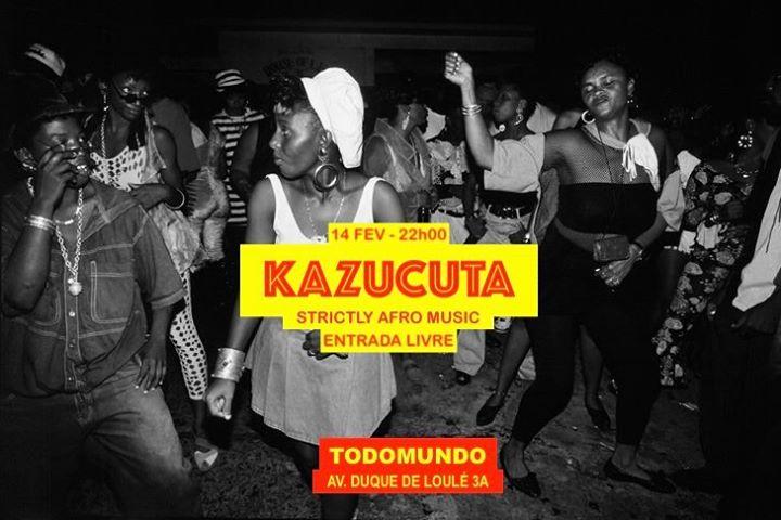 Kazucuta - Strictly Afro Music