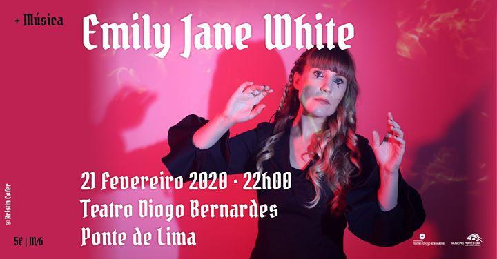 Emily Jane White | Immanent Fire - Teatro Diogo Bernardes