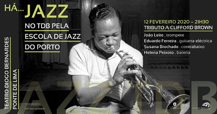 Há Jazz no TDB - Tributo a Clifford Brown