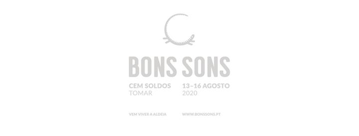 Bons Sons 2020