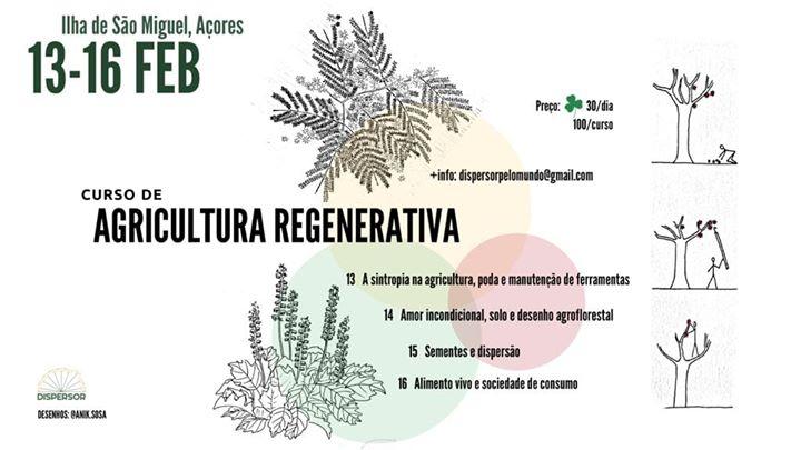 Curso De Agricultura Regenerativa
