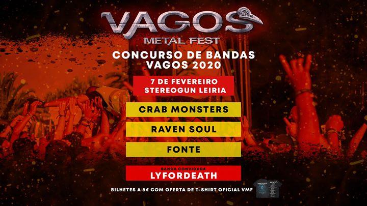 Concurso de Bandas VMF 2020 | Leiria