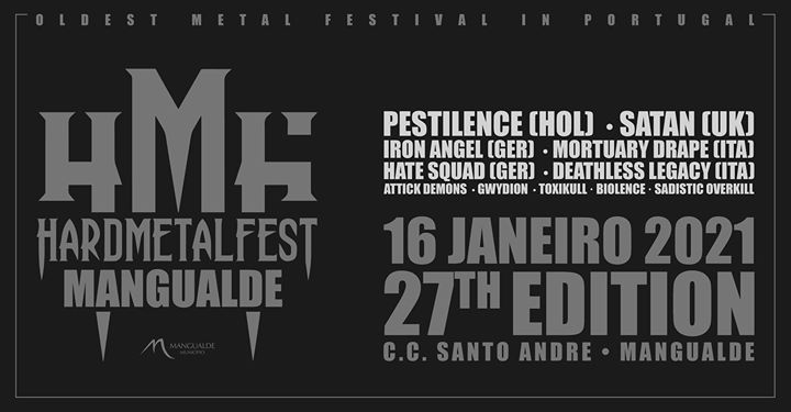 27th Mangualde Hardmetalfest Official