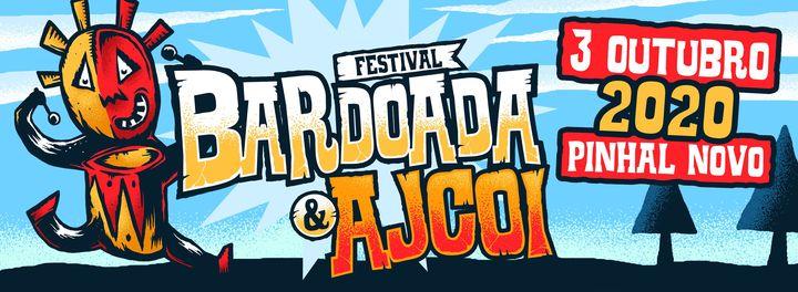 Festival Bardoada & Ajcoi 2020 Adiado para 2021