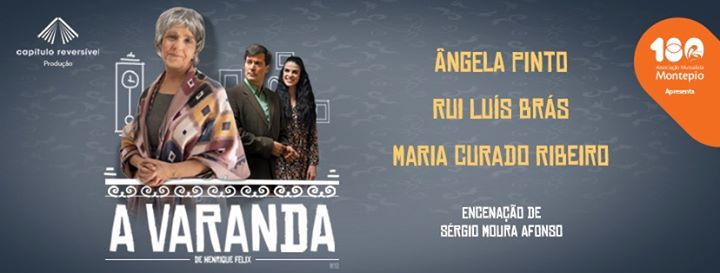Ensaio Solidário 'A Varanda' - Apoiarte - Casa do Artista