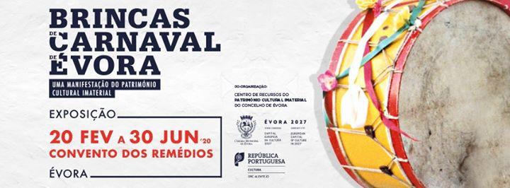 Exposição 'Brincas de Carnaval de Évora'