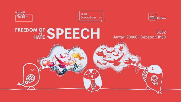 HuBB Debate Date #8: Freedom of Speech