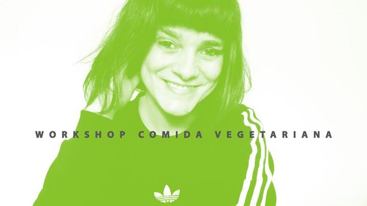 Workshop ▸ Cozinha 100% Vegetal para Principiantes [Esgotado]