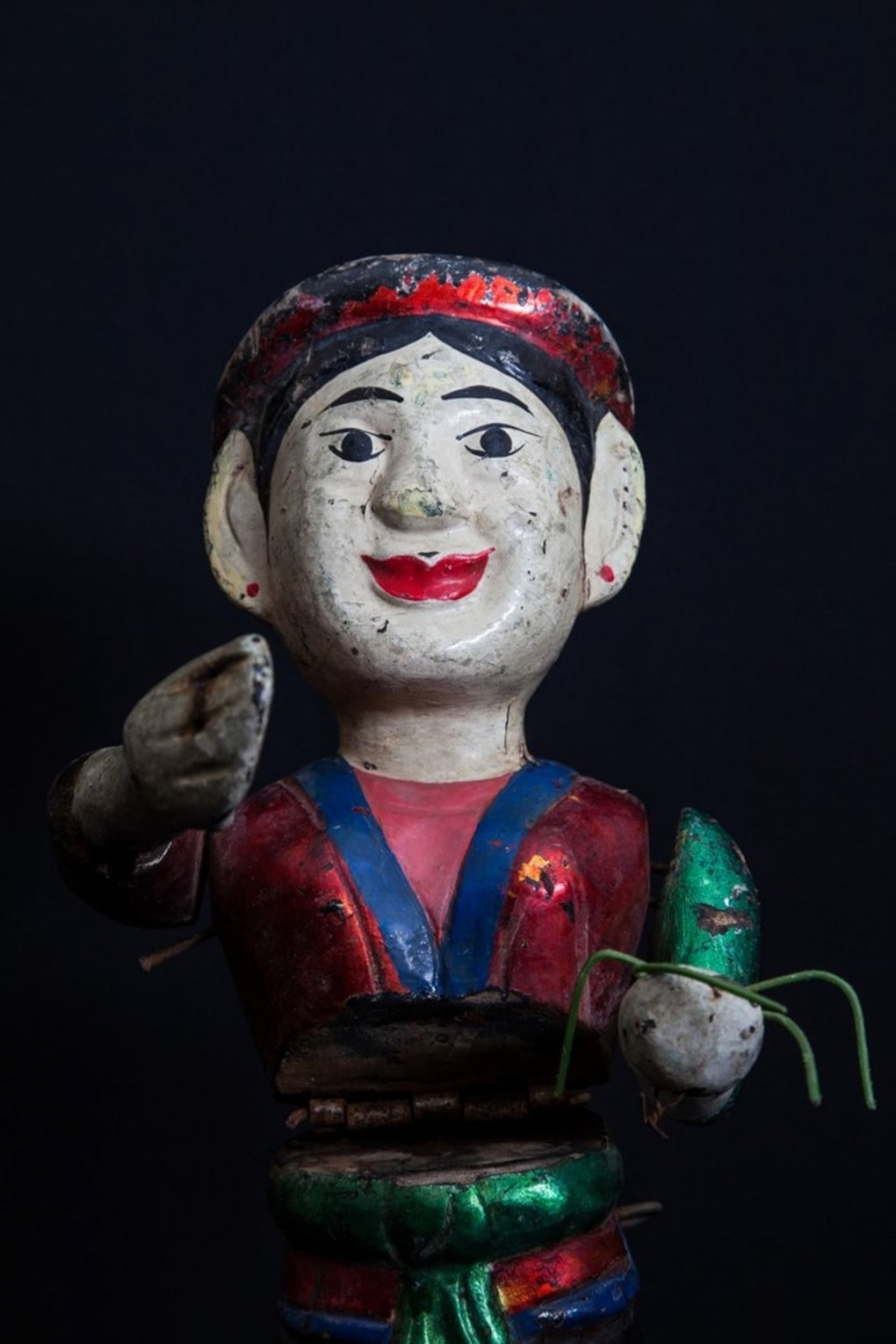 Vozes da Terra - Exposição Marionetas do Oriente